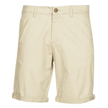 Îmbracaminte Bărbați Pantaloni scurti și Bermuda Jack & Jones JJWHITEPEPPER Bej