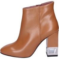 Pantofi Femei Botine Albano BN981 Maro