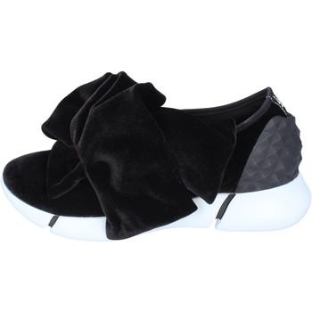 Pantofi Femei Pantofi Slip on Elena Iachi Adidași BN991 Negru