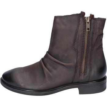 Pantofi Femei Botine Inuovo Botine BN992 Maro