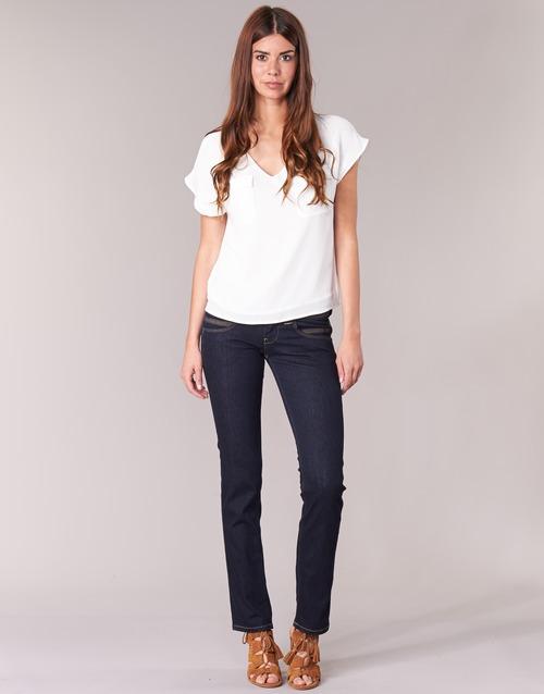 Îmbracaminte Femei Jeans drepti Pepe jeans VENUS Albastru / M15