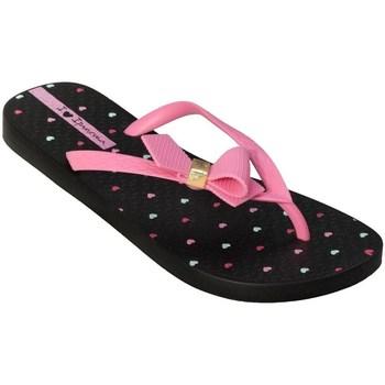 Pantofi Femei  Flip-Flops Ipanema Lolita Special Fem Negre,Roz