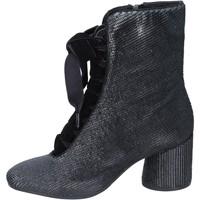 Pantofi Femei Botine Elvio Zanon Botine BM12 Negru