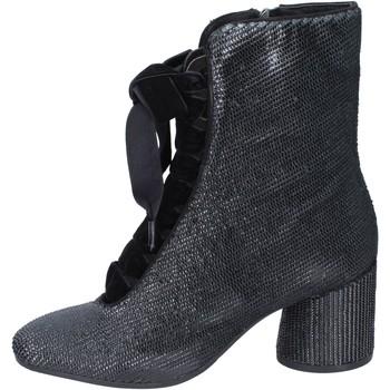 Pantofi Femei Botine Elvio Zanon BM12 Negru