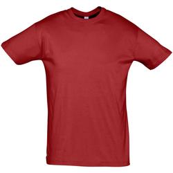 Îmbracaminte Bărbați Tricouri mânecă scurtă Sols REGENT COLORS MEN Rojo