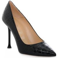 Pantofi Femei Pantofi cu toc Priv Lab COCCO NERO Nero