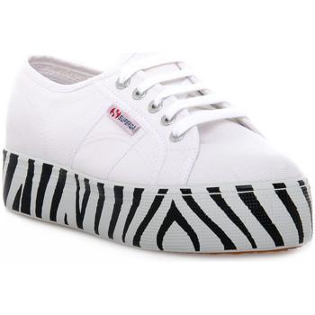 Pantofi Femei Pantofi sport Casual Superga 901 OUTSOLE LETTERING Bianco