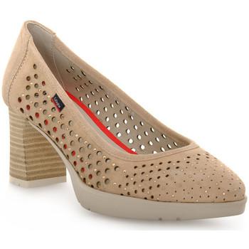 Pantofi Femei Pantofi cu toc CallagHan PESCA SABLE Rosa