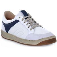 Pantofi Bărbați Pantofi sport Casual Frau TECNO WHITE Bianco
