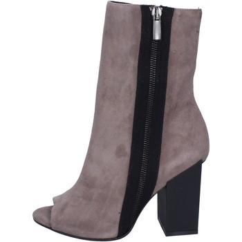 Pantofi Femei Botine Marc Ellis BM22 Gri