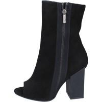 Pantofi Femei Botine Marc Ellis BM23 Negru
