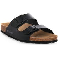Pantofi Femei Papuci de vară Grunland NERO 70SARA Nero