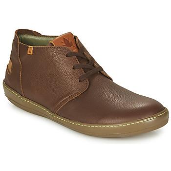 Pantofi Bărbați Ghete El Naturalista METEO Maro