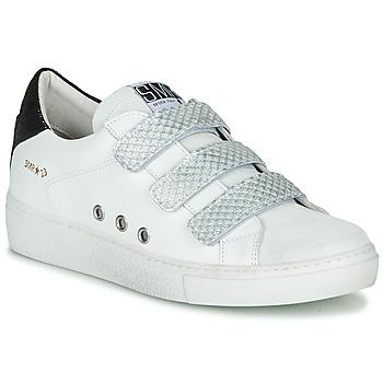 Pantofi Femei Pantofi sport Casual Semerdjian VIP Alb / Argintiu