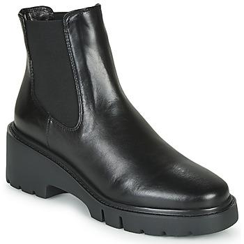 Pantofi Femei Ghete Unisa JEROME Negru