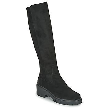Pantofi Femei Cizme casual Unisa JELIZA Negru