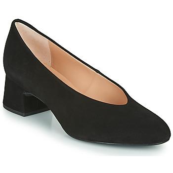 Pantofi Femei Pantofi cu toc Unisa LOREAL Negru