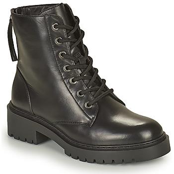 Pantofi Femei Ghete Unisa JISPER Negru