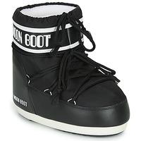 Pantofi Femei Cizme de zapadă Moon Boot MOON BOOT CLASSIC LOW 2 Negru