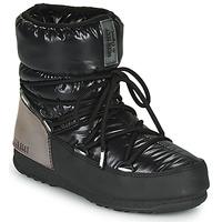 Pantofi Femei Cizme de zapadă Moon Boot MOON BOOT LOW ASPEN WP Negru
