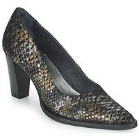 Pantofi Femei Pantofi cu toc Myma KOLA Negru / Auriu