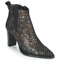 Pantofi Femei Botine Myma KOLI Bronz