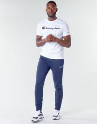 Îmbracaminte Bărbați Pantaloni de trening Champion HEAVY COMBED COTTON Albastru