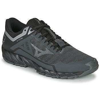 Pantofi Bărbați Trail și running Mizuno WAVE IBUKI 3 GTX Negru