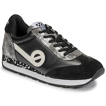 Pantofi Femei Pantofi sport Casual No Name CITY RUN JOGGER Negru / Alb