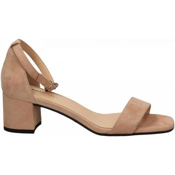 Pantofi Femei Sandale  Frau CAMOSCIO nude