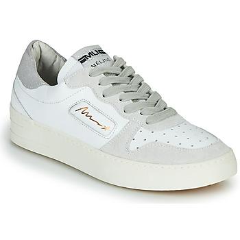 Pantofi Femei Pantofi sport Casual Meline STRA-A-1060 Alb / Bej