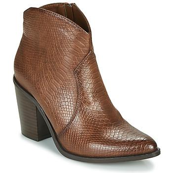 Pantofi Femei Botine MTNG 50187-C50166 Maro