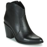 Pantofi Femei Botine MTNG 50187-C50074 Negru