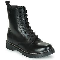 Pantofi Femei Ghete MTNG 50192-C47638 Negru