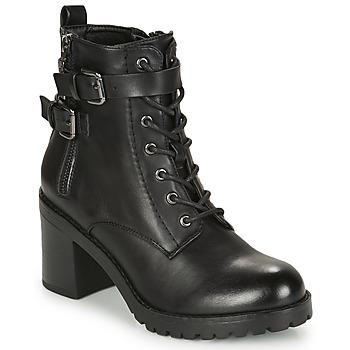Pantofi Femei Botine MTNG 58674-C50055 Negru