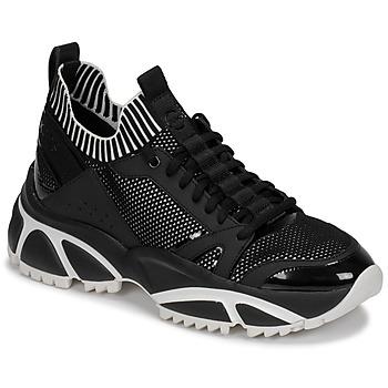 Pantofi Bărbați Pantofi sport Casual MICHAEL Michael Kors LUCAS Negru / Alb
