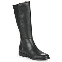 Pantofi Fete Cizme casual Acebo's 9864-NEGRO-T Negru