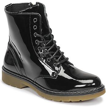 Pantofi Fete Ghete Bullboxer AOL501E6LGBKPT Negru