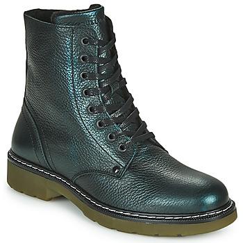 Pantofi Fete Ghete Bullboxer AOL501E6LGPETR Verde