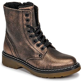 Pantofi Fete Ghete Bullboxer AOL501E6LGCHAM Bronz