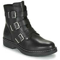 Pantofi Fete Ghete Bullboxer AOL520E6L-BLCK Negru