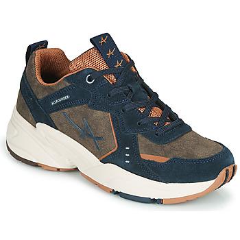 Pantofi Femei Pantofi sport Casual Allrounder by Mephisto DEVINA Kaki / Albastru