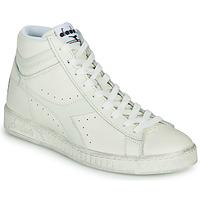 Pantofi Pantofi sport stil gheata Diadora GAME L HIGH WAXED Alb