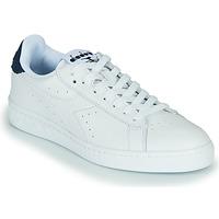 Pantofi Pantofi sport Casual Diadora GAME L LOW OPTICAL Alb / Albastru