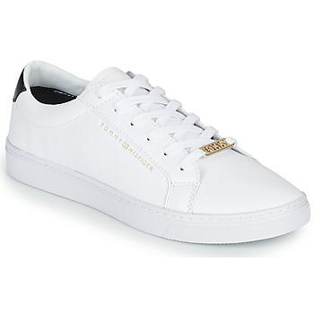 Pantofi Femei Pantofi sport Casual Tommy Hilfiger CUPSOLE SNEAKER Alb