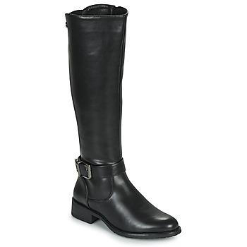 Pantofi Femei Cizme casual Les Petites Bombes ARINA Negru