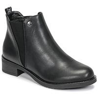 Pantofi Femei Ghete Les Petites Bombes AKINA Negru