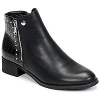 Pantofi Femei Ghete Les Petites Bombes ALINE Negru