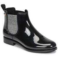 Pantofi Femei Cizme de cauciuc Les Petites Bombes RAIN Negru
