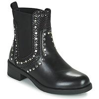 Pantofi Femei Ghete Les Petites Bombes ALONA Negru
